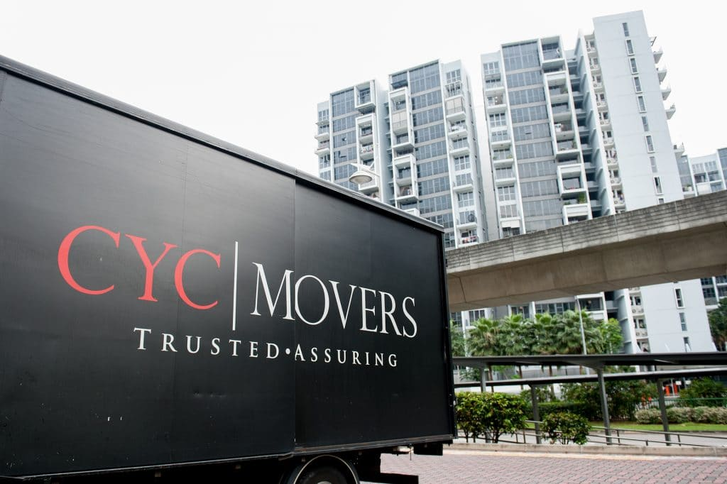 House Moving Services in Singapore