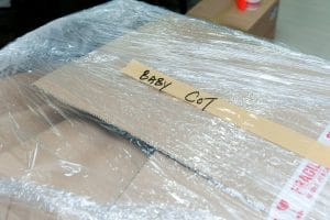 Even in box, we will wrap them up to ensure the item stays protected