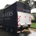 CYC Movers Truck
