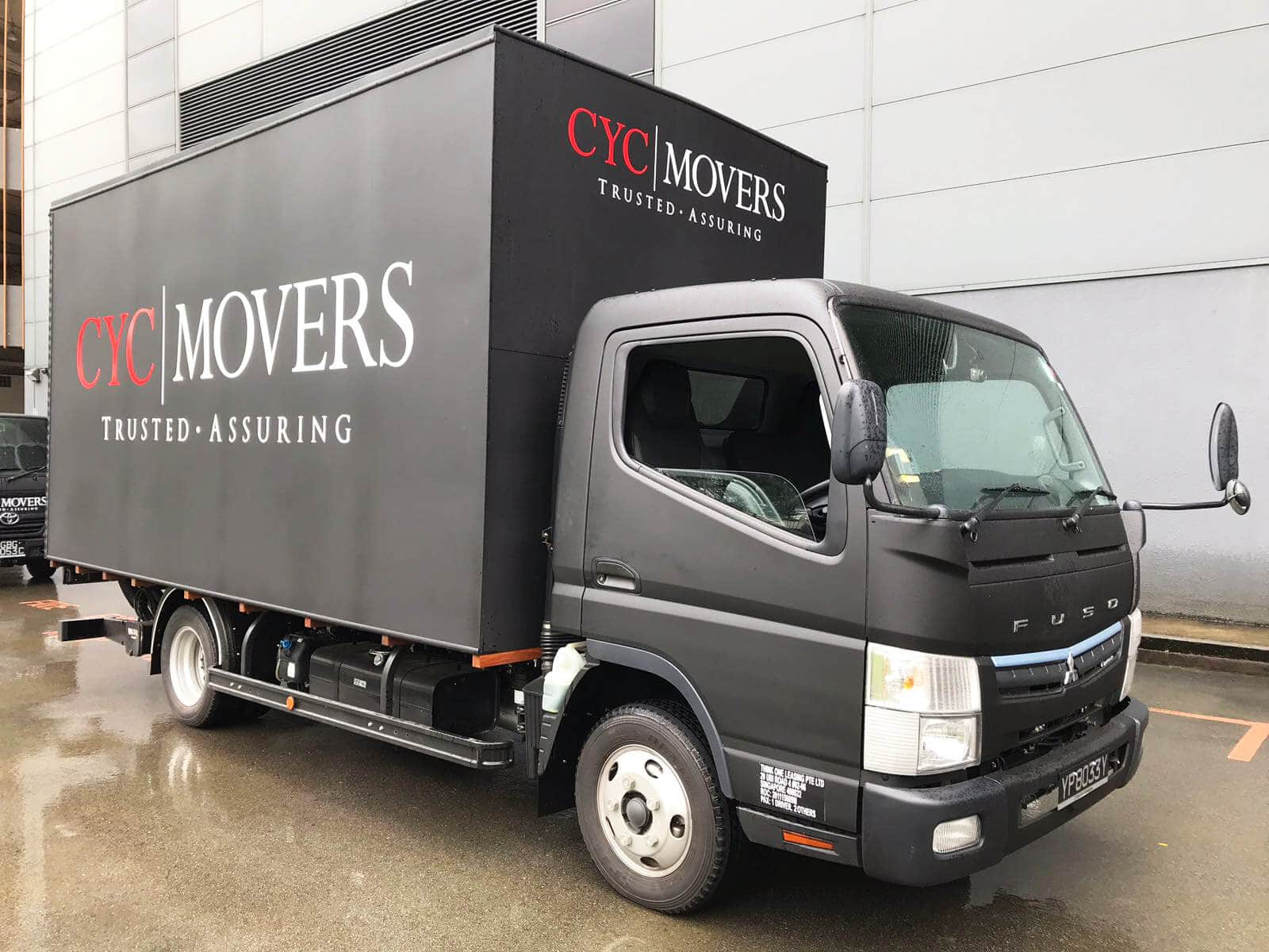 CYC Movers Truck 2