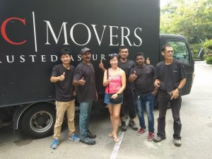 Happy Client of CYC Movers 25