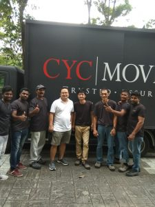 Happy Client of CYC Movers 32