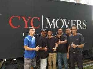 Happy Client of CYC Movers 34