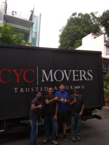 Happy Client of CYC Movers 35