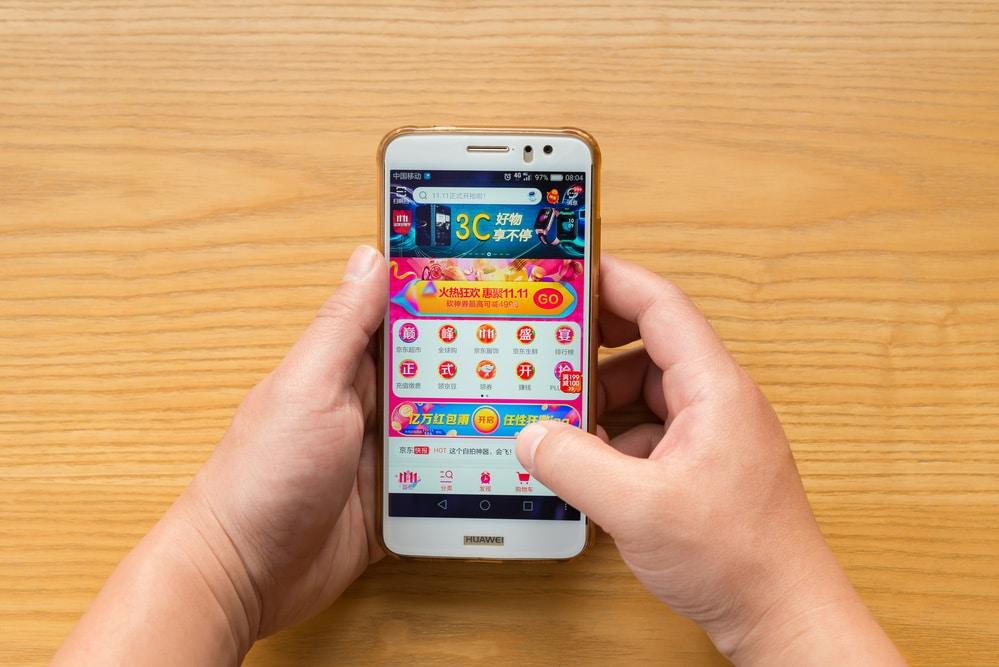TaoBao - China's Widely-used e-commerce shopping platform