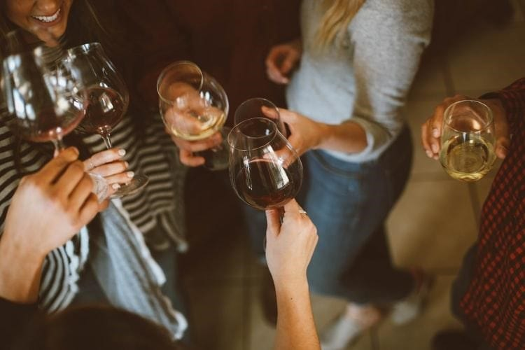Happy Hour - Getting to know your new neighbours