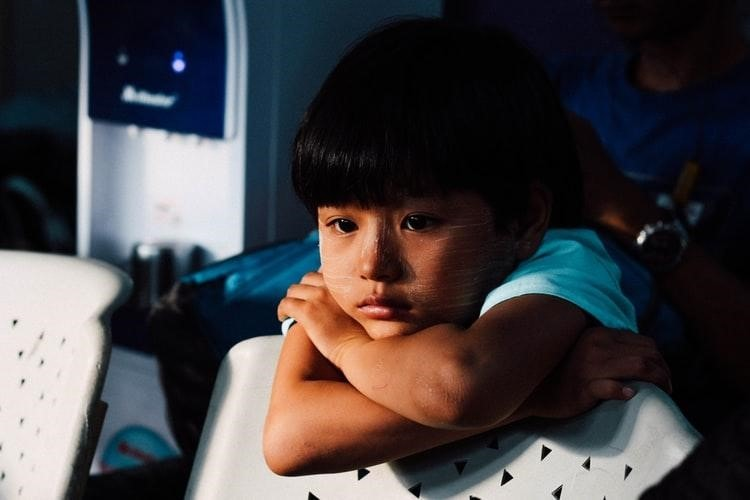 Feelings of being left out brewing within the child