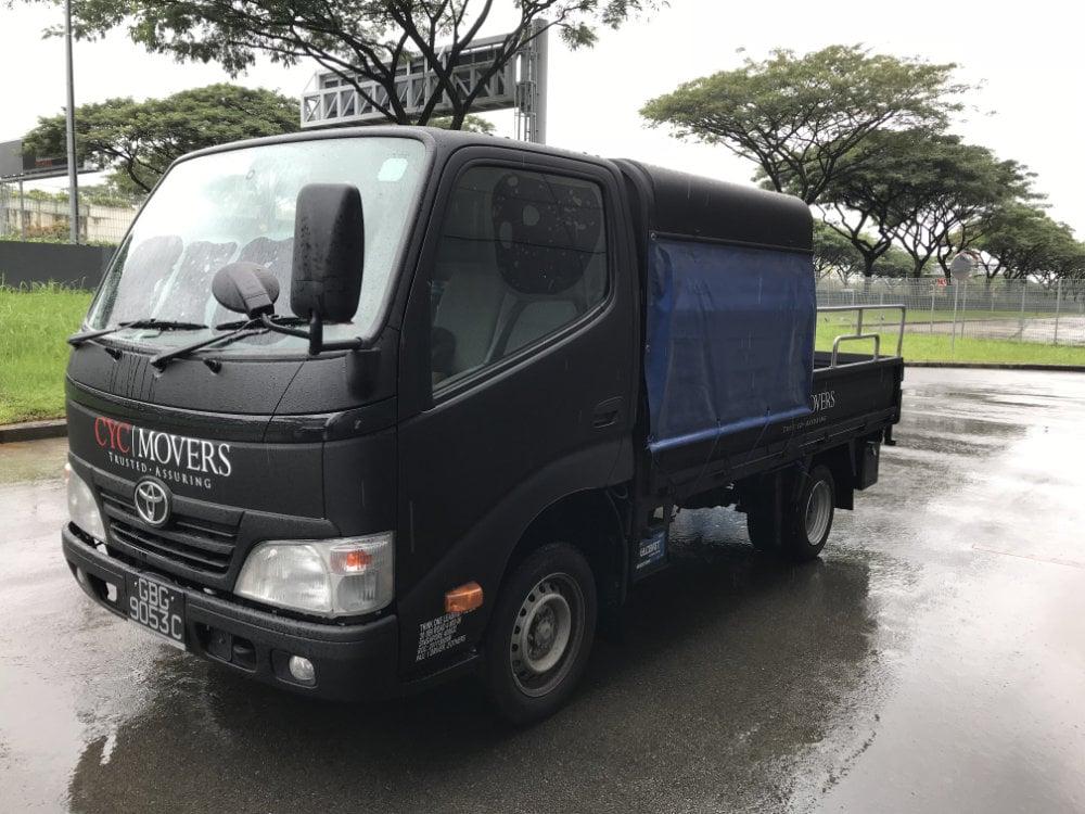 10ft Truck