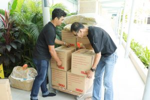 Trained and Experienced House Movers