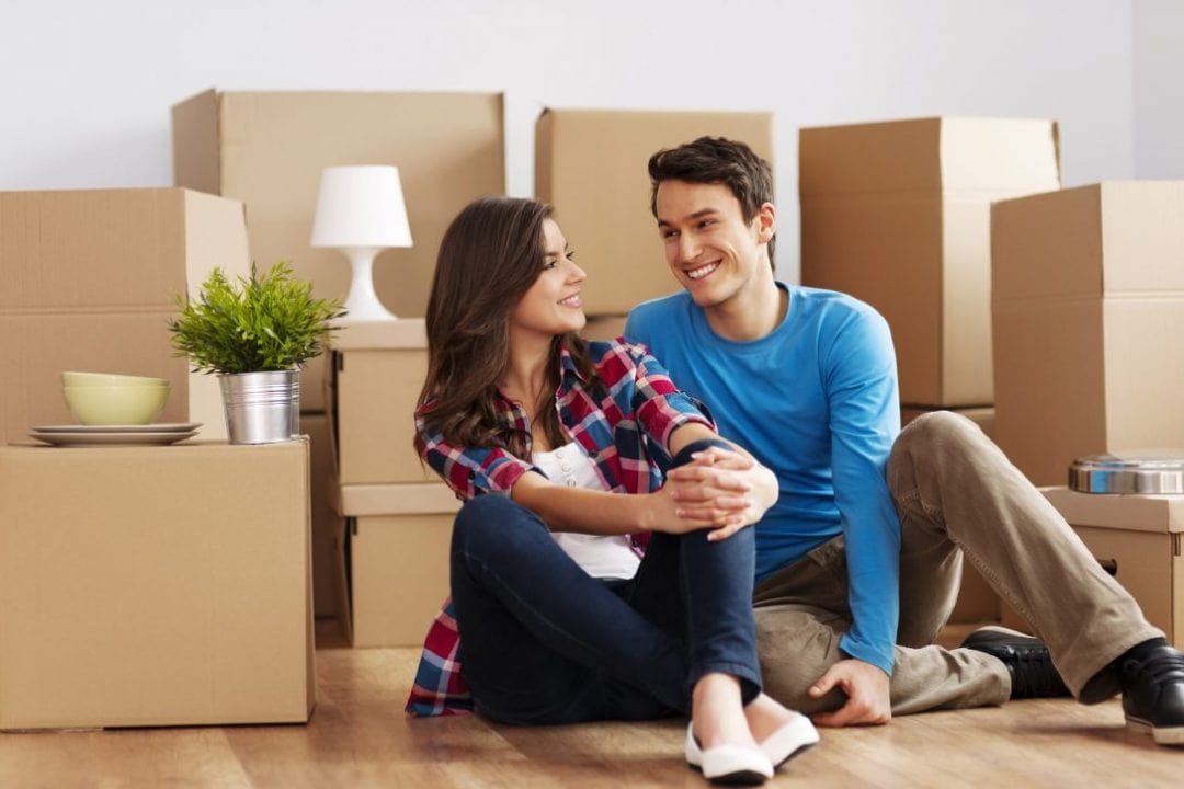 featured image - 6 Places to Get Boxes for Moving House