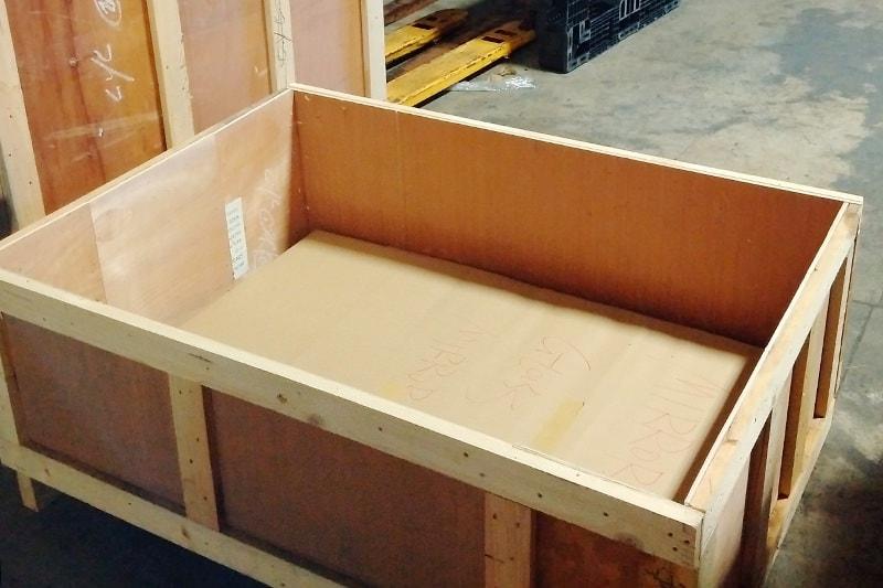 art crate quarter-filled
