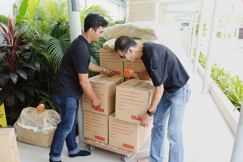 Moving tips and hacks by CYC Movers
